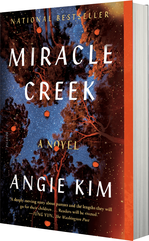 Miracle Creek a novel by author Angie Kim